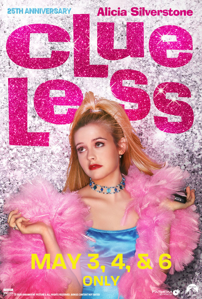 On PR Newswire - March 13 2020 - Clueless 25th Anniversary