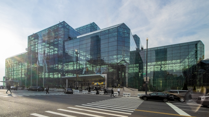 On PR Newswire - March 6 2020 - Javits Center NYC