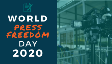 World Press Freedom Day 2020