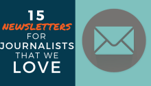 15 Newsletters for Journalists that we Love