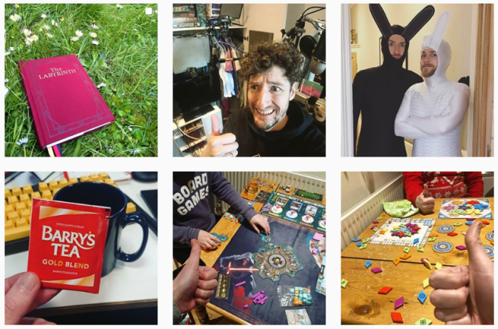 Board Game Blogs We Love - @shut.up.and.sit.down on Instagram