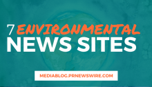 7 Envrionmental News Sites - mediablog.prnewswire.com