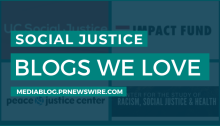 Social Justice Blogs We Love - mediablog.prnewswire.com