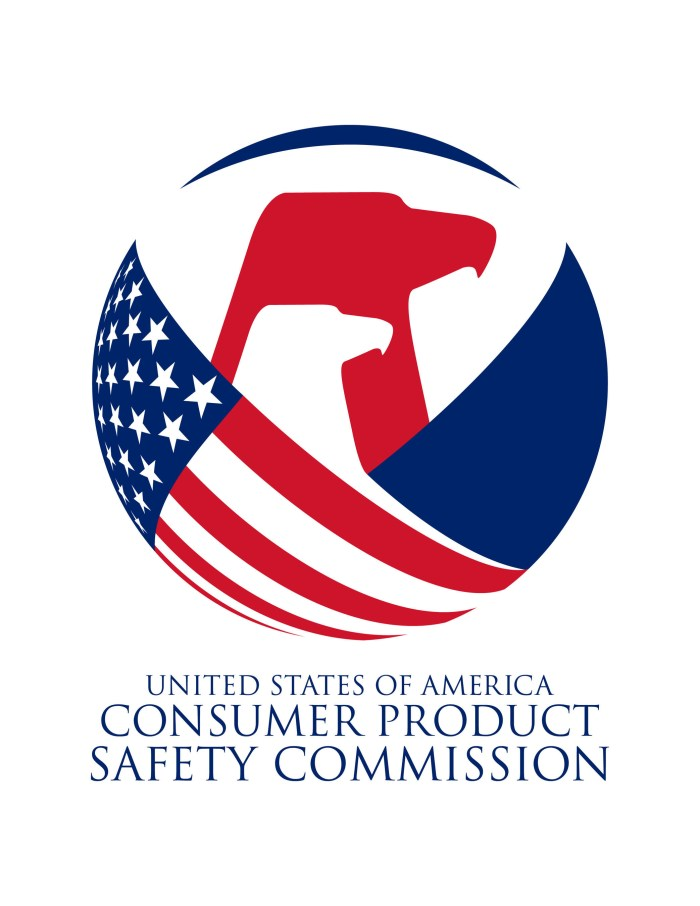 U.S. Consumer Product Safety Commission logo