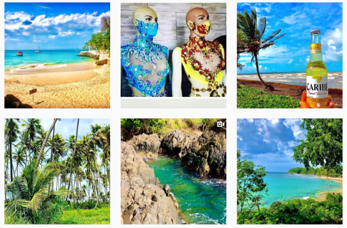 Caribbean Travel Sites We Love - @atouristinthecaribbean on Instagram