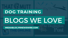 Dog Training Blogs We Love - mediablog.prnewswire.com
