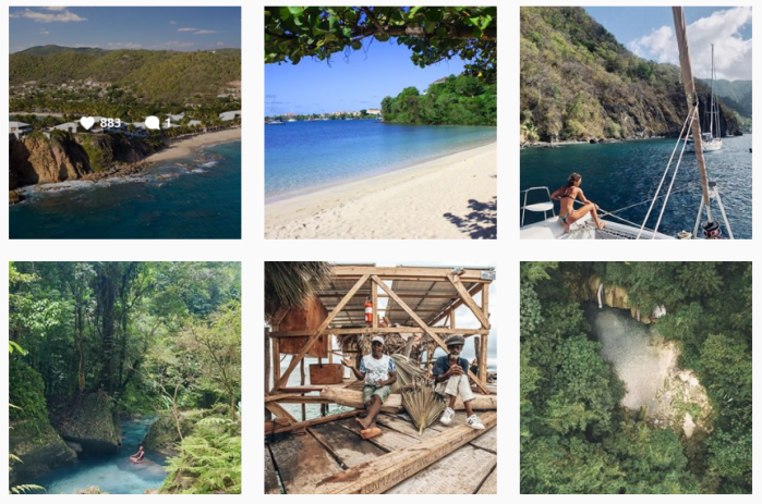 Caribbean Travel Sites We Love - @travelcaribbean on Instagram