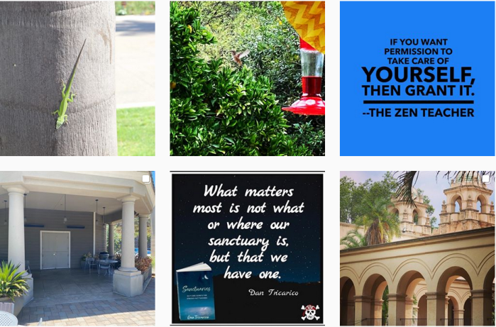 Self-Care Blogs We Love: @zenteacher on Instagram