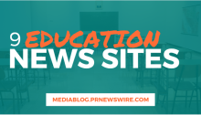 9 Education News Sites - mediablog.prnewswire.com