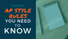AP Style Rules You Need to Know