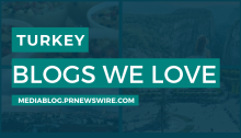 Turkey Blogs We Love - mediablog.prnewswire.com