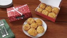 Red Lobster cheddar biscuits gift box