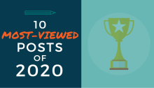 10 Most-Viewed Posts of 2020 - image of a trophy