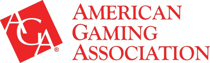 American Gaming Association logo