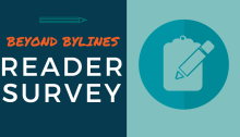 Beyond Bylines Reader Survey